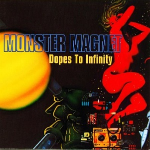 <i>Dopes to Infinity</i> 1995 studio album by Monster Magnet