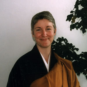 Bonnie Myotai Treace American Zen buddhist
