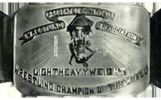 World Light Heavyweight Championship (National Wrestling Association)