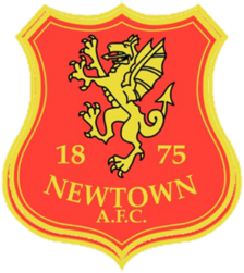 Newtown A.F.C. Association football club in Wales