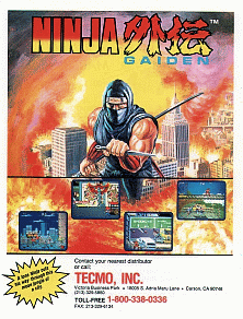 Sales flyer for the arcade game.