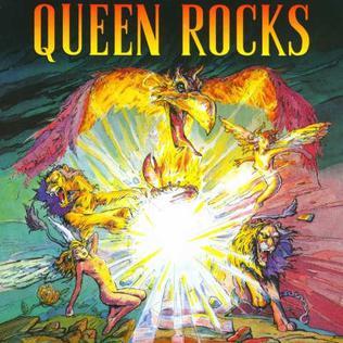 <i>Queen Rocks</i> 1997 compilation album by Queen