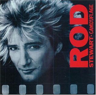 <i>Camouflage</i> (Rod Stewart album) 1984 studio album by Rod Stewart