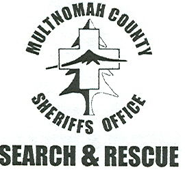 Multnomah County Sheriffs Office Search and Rescue