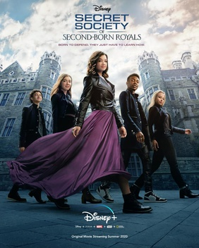 Picture of a movie: Secret Society Of Second-Born Royals