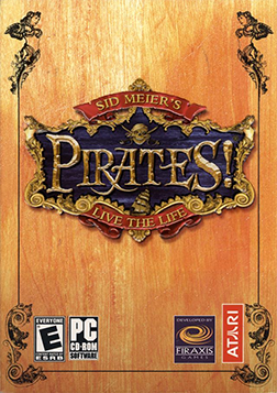Sid Meier´s, Sid Meiers, Sid Meier, Pirates!, Pirates, Rezension