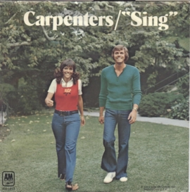 Sing (<i>Sesame Street</i> song) 1973 single by Carpenters