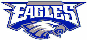 No higher resolution available Eagle Head Logo Blue