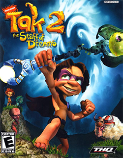 <i>Tak 2: The Staff of Dreams</i> 2004 video game