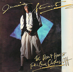 Jermaine Stewart - We Don't Have To Take Our Clothes Off (Single)