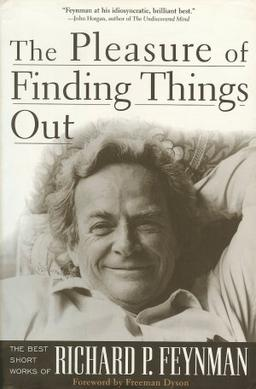 Picture of a book: The Pleasure Of Finding Things Out