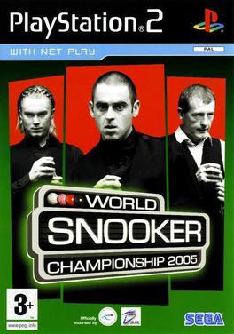 World Snooker Championship 2005 Video Game Wikipedia
