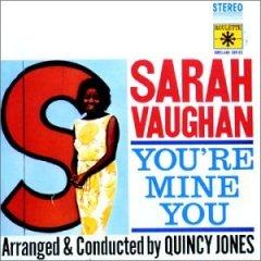 1962 studio album by Sarah Vaughan