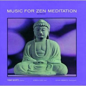 <i>Music for Zen Meditation</i> album by Tony Scott
