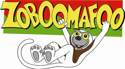 Discovery Kids Old Cartoons >> File:Zoboomafoo logo.jpg - Wikipedia