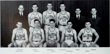 1940–41 Illinois Fighting Illini men's basketball team - Wikipedia