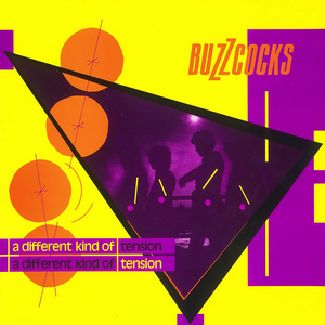 <i>A Different Kind of Tension</i> 1979 studio album by Buzzcocks