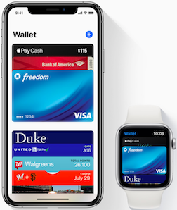 Apple Pay mobile payment and digital wallet service