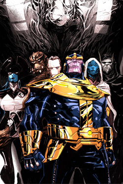 Black Order Comics Wikipedia