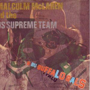Buffalo Gals (Malcolm McLaren song) 1982 single by Malcolm McLaren