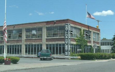 โรงงานของ Camillus ในนิวยอร์ค