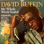 The album cover of Ruffin's solo debut LP released in 1969