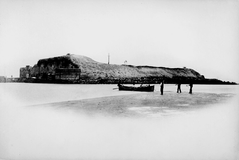 File Fort Sumter 1865 Jpg Wikipedia
