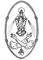 Congregation logo. Franciscan Friars of the Immaculate.png