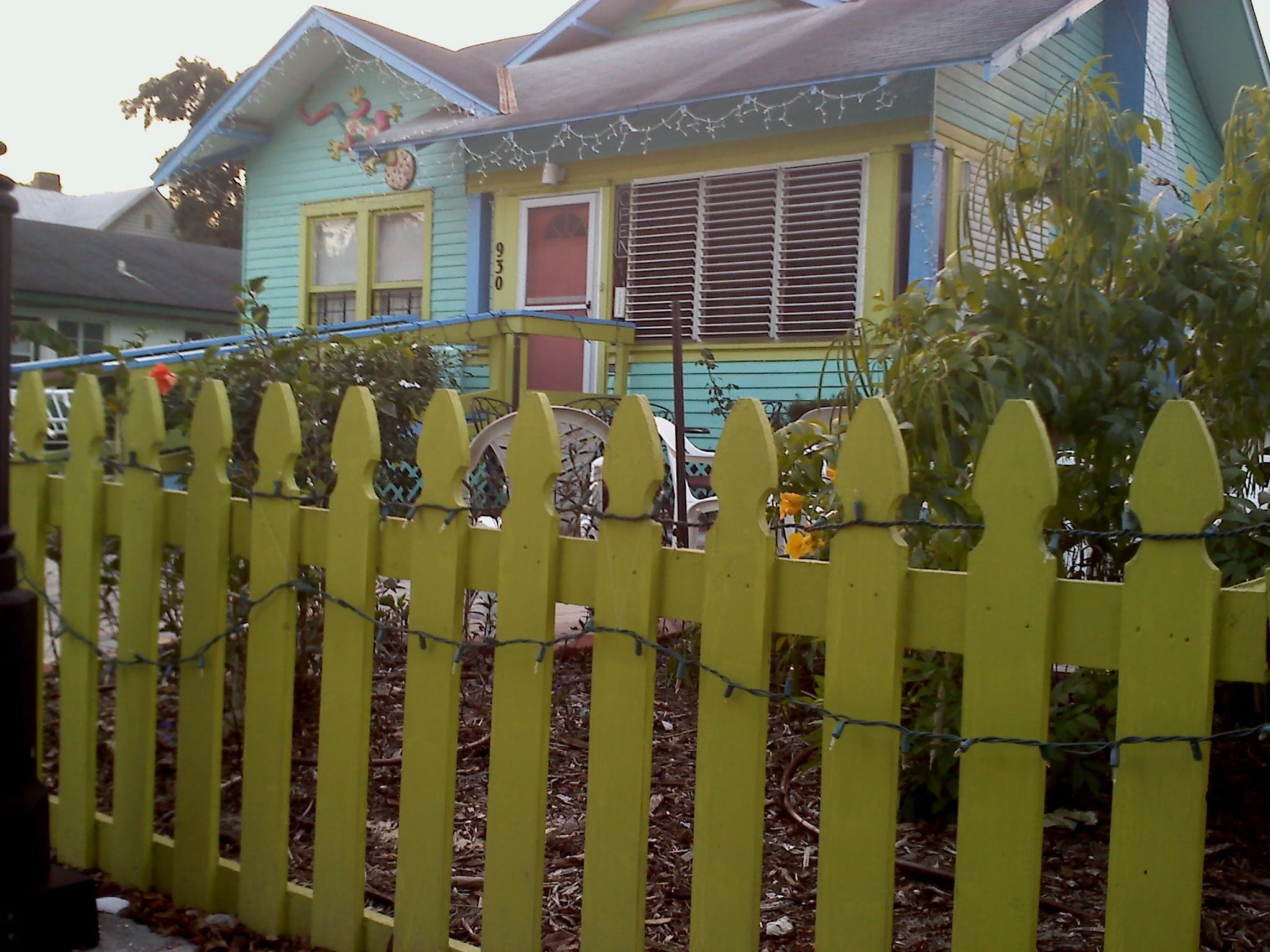 file green picket fence wikipedia