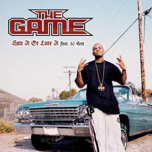 The Game featuring 50 Cent — Hate It or Love It (studio acapella)