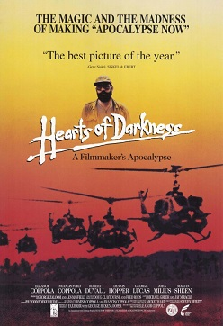 """a comparison of the novel heart of darkness by joseph conrad and the film apocalypse now by francis  And the screenplay was based on joseph conrad's novella """"heart of darkness""""  and that martin sheen suffered a heart attack  lucas then gave francis ford  coppola his blessing to direct 4 you can only watch the 2001  """"apocalypse  now"""" is not the film's original title early drafts of the 1,000-plus page."""