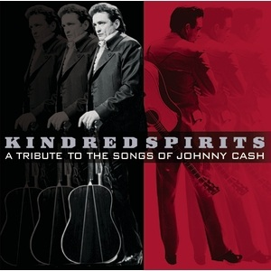 <i>Kindred Spirits: A Tribute to the Songs of Johnny Cash</i> 2002 compilation album by Various artists