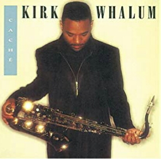 <i>Caché</i> (album) 1993 studio album by Kirk Whalum