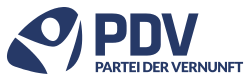 "Logo of ""Party of Reason"""