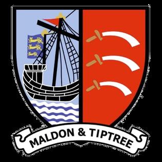 Maldon & Tiptree F.C. Association football club based in Maldon, Essex, United Kingdom