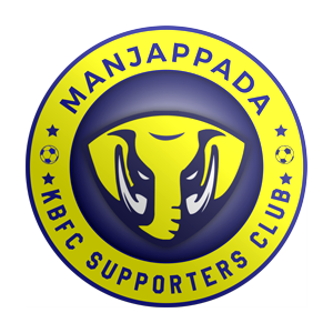 Manjappada Supporters group of Kerala Blasters Football Club