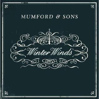 Imagem da capa da música Winter Winds de Mumford & Sons