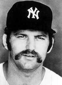 Thurman Munson American baseball player