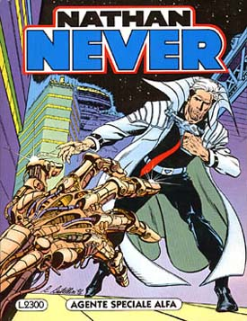 fumetti fantascienza