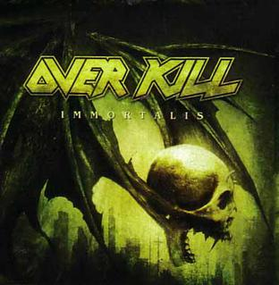 <i>Immortalis</i> (album) 2007 studio album by Overkill