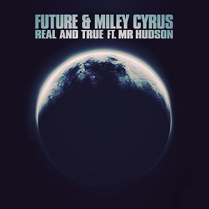 Miley Cyrus featuring Mr Hudson — Real and True (studio acapella)