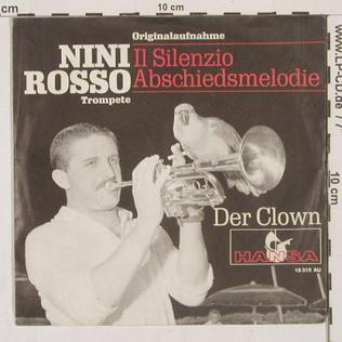 Il Silenzio (song) 1964 instrumental by Nini Rosso