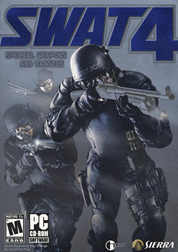 Picture of a game: Swat 4