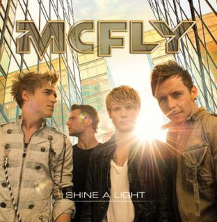 Shine a Light (McFly song) 2010 single by McFly