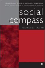 <i>Social Compass</i> Academic journal