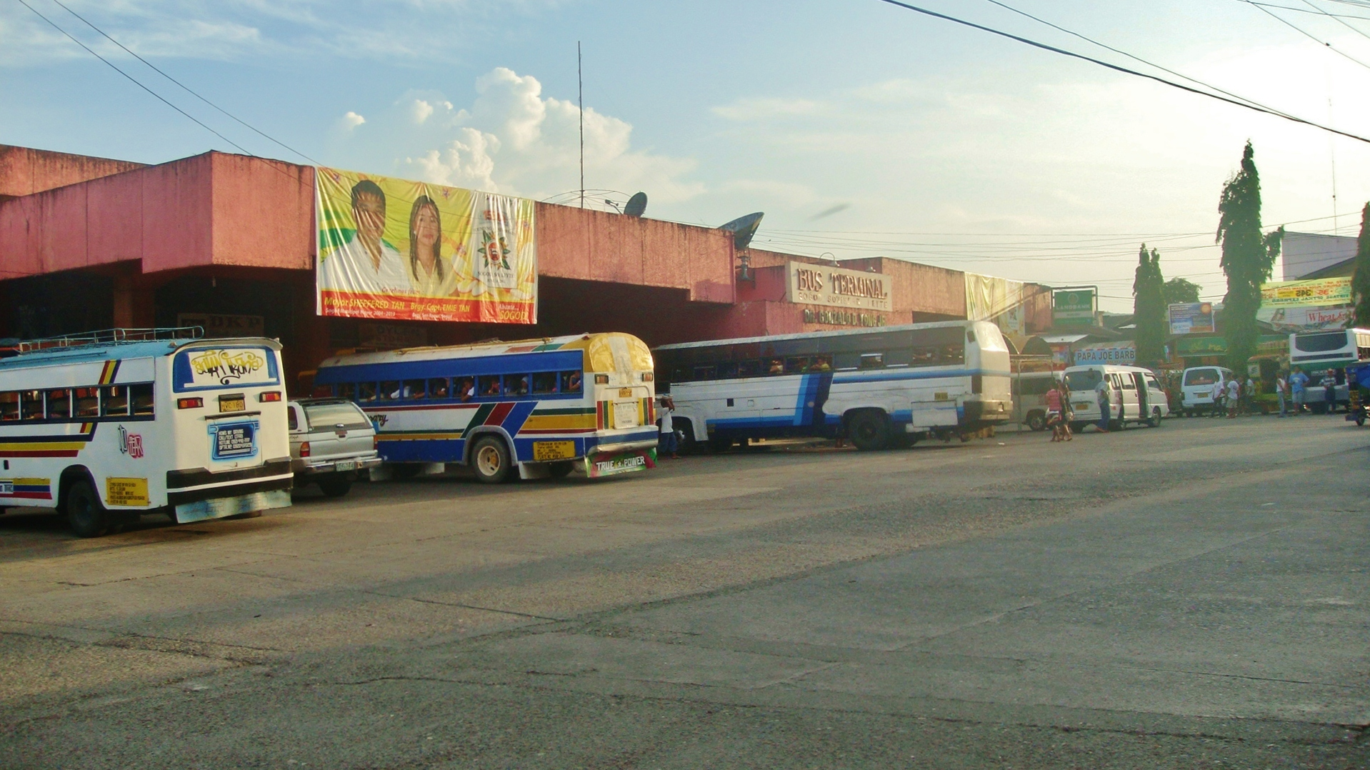 Sogod Philippines  city photos gallery : Sogod Bus Terminal Sogod, Southern Leyte Wikipedia, the ...