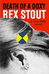 <i>Death of a Doxy</i> book by Rex Stout