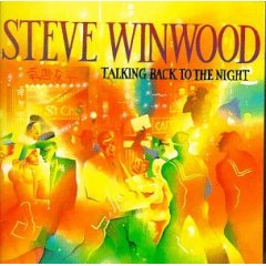 <i>Talking Back to the Night</i> 1982 studio album by Steve Winwood