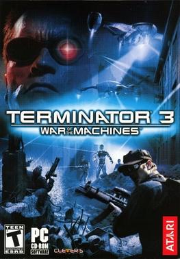 Terminator 3 War Of The Machines Wikipedia