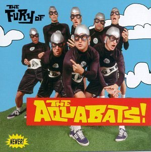 <i>The Fury of The Aquabats!</i> 1997 studio album by The Aquabats